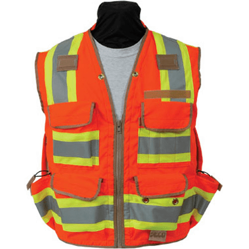 8265-46-FLO SURVEY VEST SMALL