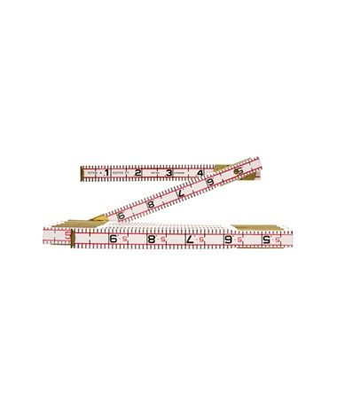 8248718 Ruler 6' Tenths and Incehes